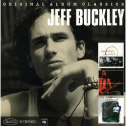 Buckley, Jeff - Original Album Classics CD Cover Art