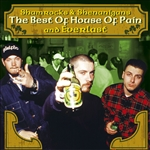 House Of Pain - Best Of House Of Pain & Everlast: Shamrocks & Shenanigans DB Cover Art