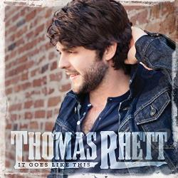 Thomas Rhett - It Goes Like This CD Cover Art