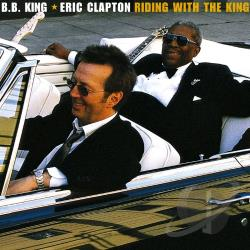 Clapton, Eric / King, B.B. - Riding with the King CD Cover Art