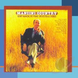 Mancini, Henry - Mancini Country CD Cover Art