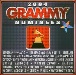 Grammy Nominees 2004 CD Cover Art