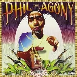 Phil The Agony - Aromatic CD Cover Art