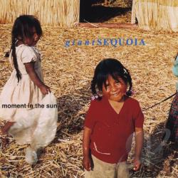 giantSEQUOIA - Moment in the Sun CD Cover Art