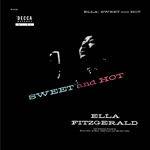 Fitzgerald, Ella - Sweet and Hot CD Cover Art