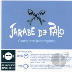 Palo, Jarabe De - Completo Incompleto CD Cover Art