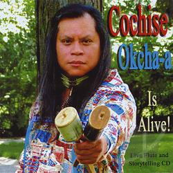Anderson, Cochise - Okcha-A Is Alive! CD Cover Art