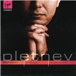 Pletnev, Mikhail - Scriabin: 24 Preludes - Sonatas 4 And 10 DB Cover Art