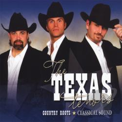 Tenors, Texas - Texas Tenors CD Cover Art