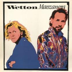 Manzanera, Phil / Wetton, John - Wetton/Manzanera CD Cover Art