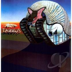Emerson, Lake, And Palmer - Tarkus LP Cover Art