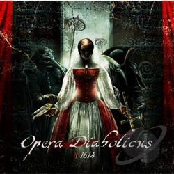 Opera Diabolicus - 1614 CD Cover Art