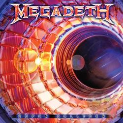 Megadeth - Super Collider CD Cover Art