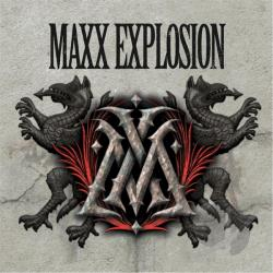 Maxx Explosion - Forever CD Cover Art