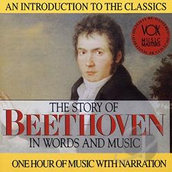 Beethoven - Story of Beethoven CD Cover Art