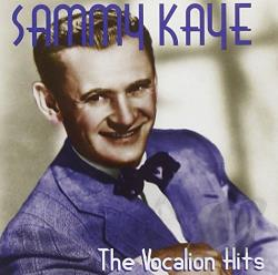 Kaye, Sammy - Vocalion Hits CD Cover Art