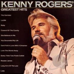 Rogers, Kenny - Greatest Hits CD Cover Art