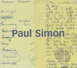 Simon, Paul - Studio Recordings 1972-2000 CD Cover Art