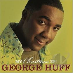 Huff, George - George Huff Christmas CD Cover Art