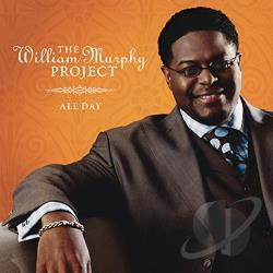 Murphy, William - All Day CD Cover Art