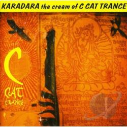 C Cat Trance - Kandara: The Cream of C Cat Trance CD Cover Art