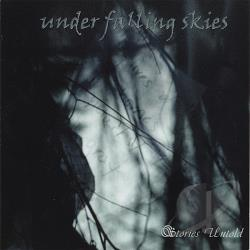 Under Falling Skies - Stories Untold CD Cover Art