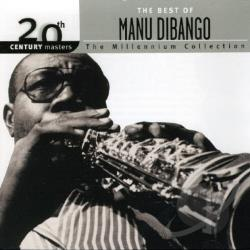 Dibango, Manu - 20th Century Masters CD Cover Art