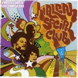 Hialeah Social Club CD Cover Art