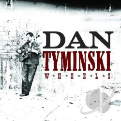 Tyminski, Dan - Wheels CD Cover Art