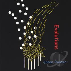 Pluyter, Johan - Evolutions CD Cover Art