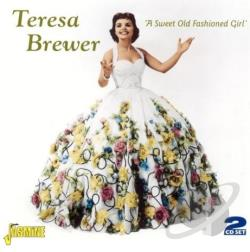 Brewer, Teresa - Sweet Old Fashioned Girl CD Cover Art