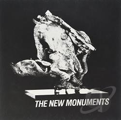 New Monuments LP Cover Art
