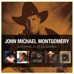 Montgomery, John Michael - Original Album Series CD Cover Art
