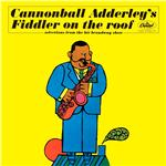Adderley, Cannonball - Fiddler On The Roof DB Cover Art