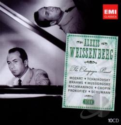 Weissenberg, Alexis - Icon: Alexis Weissenberg - The Champagne Pianist CD Cover Art
