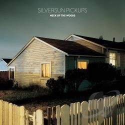 Silversun Pickups - Neck of the Woods CD Cover Art