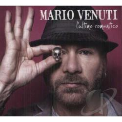 Venuti, Mario - L'Ultimo Romantico CD Cover Art