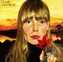 Mitchell, Joni - Clouds CD Cover Art