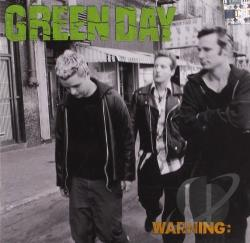 Green Day - Warning CD Cover Art