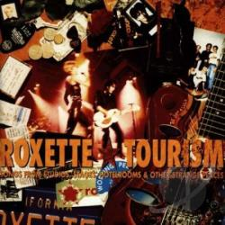 Roxette - Tourism: Songs From Studios, Stages, Hotelrooms & Other Strange Places CD Cover Art