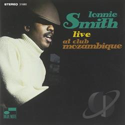 Smith, Dr. Lonnie - Live at Club Mozambique CD Cover Art