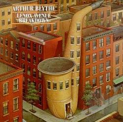 Blythe, Arthur - Lenox Avenue Breakdown CD Cover Art