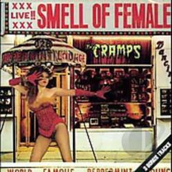 Cramps - Smell of Female CD Cover Art