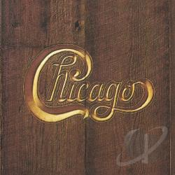 Chicago - Chicago V CD Cover Art