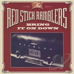 Red Stick Ramblers - Bring It on Down CD Cover Art