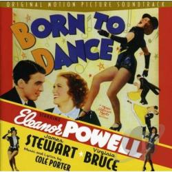 Born To Dance CD Cover Art