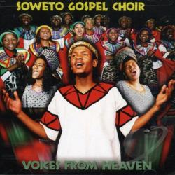 The Soweto Gospel Choir Voices From Heaven Cd Album