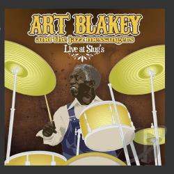 Blakey,  Art & The Jazz Messengers / Blakey, Art - Live! At Slug's N.Y.C. CD Cover Art