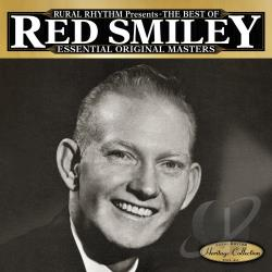 Smiley, Red - Essential Original Masters: The Best of Red Smiley CD Cover Art