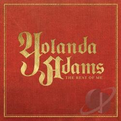 Adams, Yolanda - Best of Me: Yolanda Adams Greatest Hits CD Cover Art